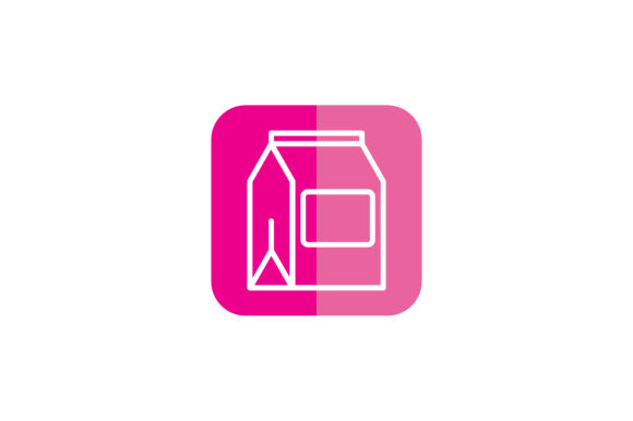 Download Free Drive Thru Box Icon Graphic By Martellucia Creative Fabrica for Cricut Explore, Silhouette and other cutting machines.