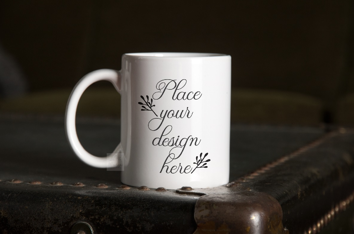 Download Free Coffee Mug Mockup Psd Sublimation Mock Graphic By Leo Flo for Cricut Explore, Silhouette and other cutting machines.