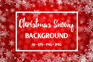 Red Christmas Background Graphic Backgrounds By elinorka