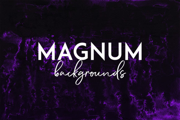 Print on Demand: Magnum Backgrounds Graphic Backgrounds By freezerondigital