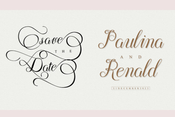 Download Free Minda Script Font By Nandatype Creative Fabrica for Cricut Explore, Silhouette and other cutting machines.