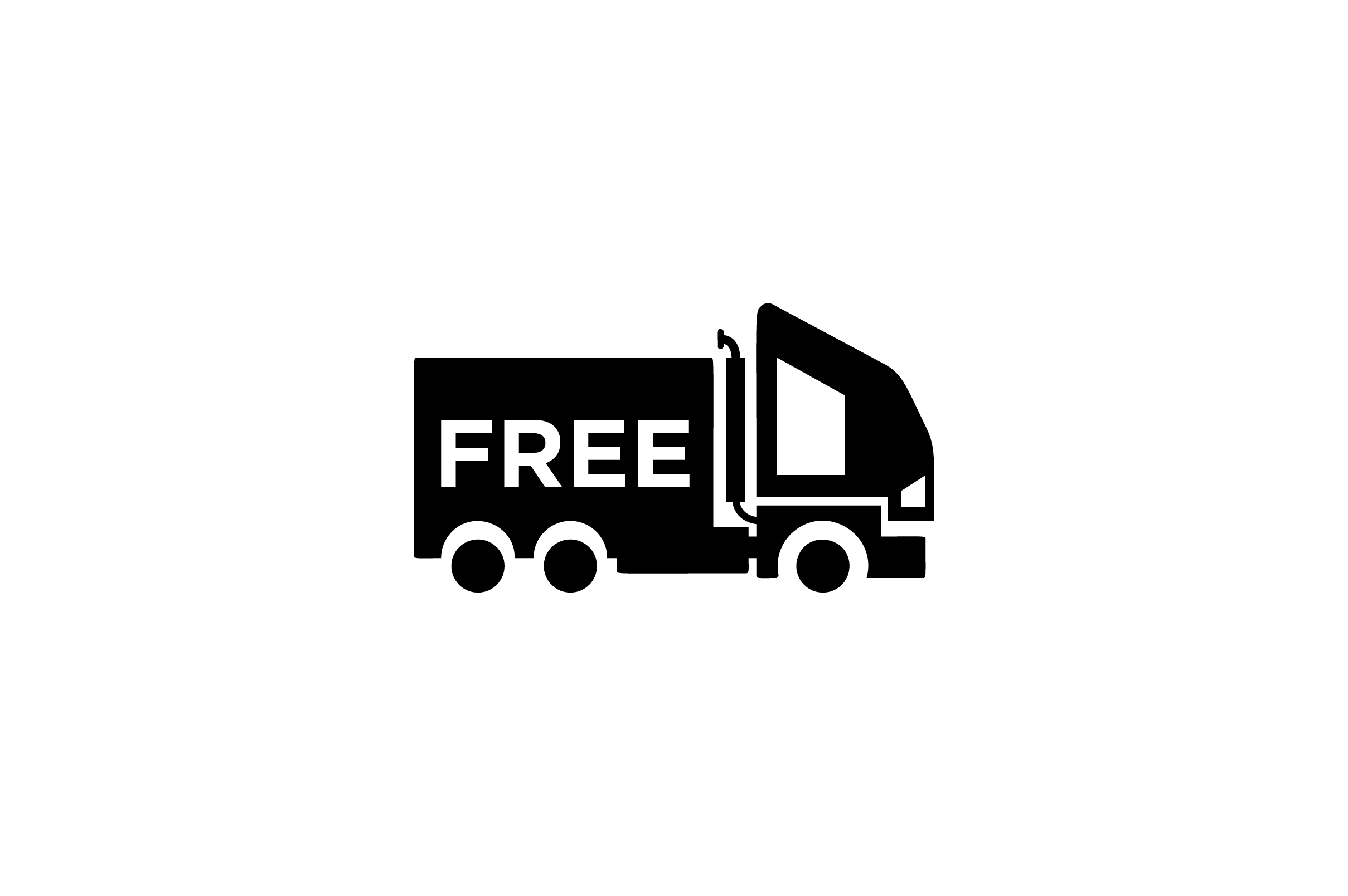 Download Free Free Delivery Truck Glyph Vector Icon Graphic By Riduwan Molla for Cricut Explore, Silhouette and other cutting machines.