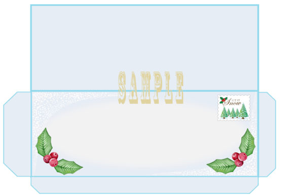Print on Demand: Christmas Gnome Card Making Kit 3 Design Graphic Crafts By The Paper Princess - Image 9