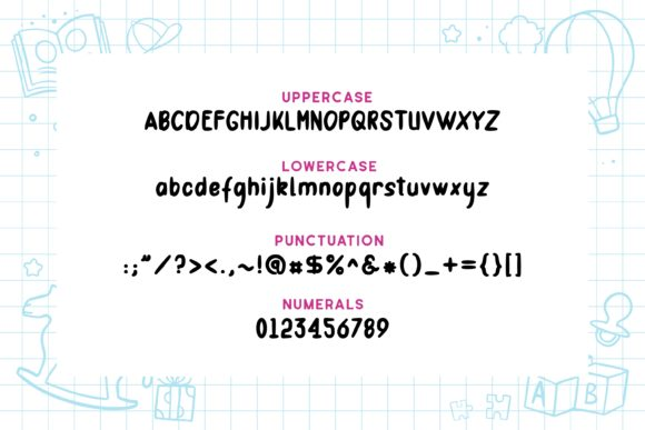 Print on Demand: Qimona Display Font By Fype Co. - Image 6