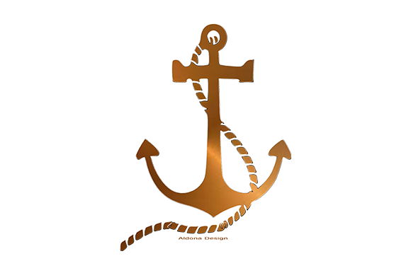 Print on Demand: Anchor Graphic Illustrations By arts4busykids
