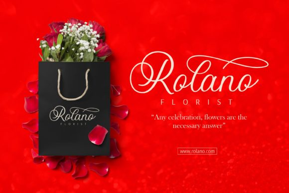 Print on Demand: Balgona Display Font By Fype Co. - Image 2