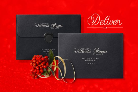 Print on Demand: Balgona Display Font By Fype Co. - Image 4