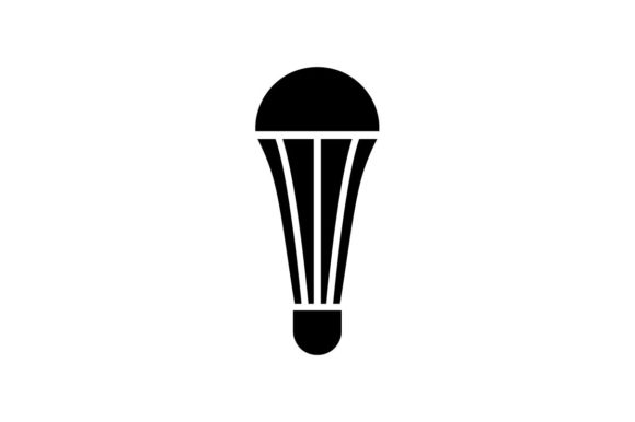 Download Free Bulb Lamp Icon Vector Illustration Graphic By Hoeda80 SVG Cut Files