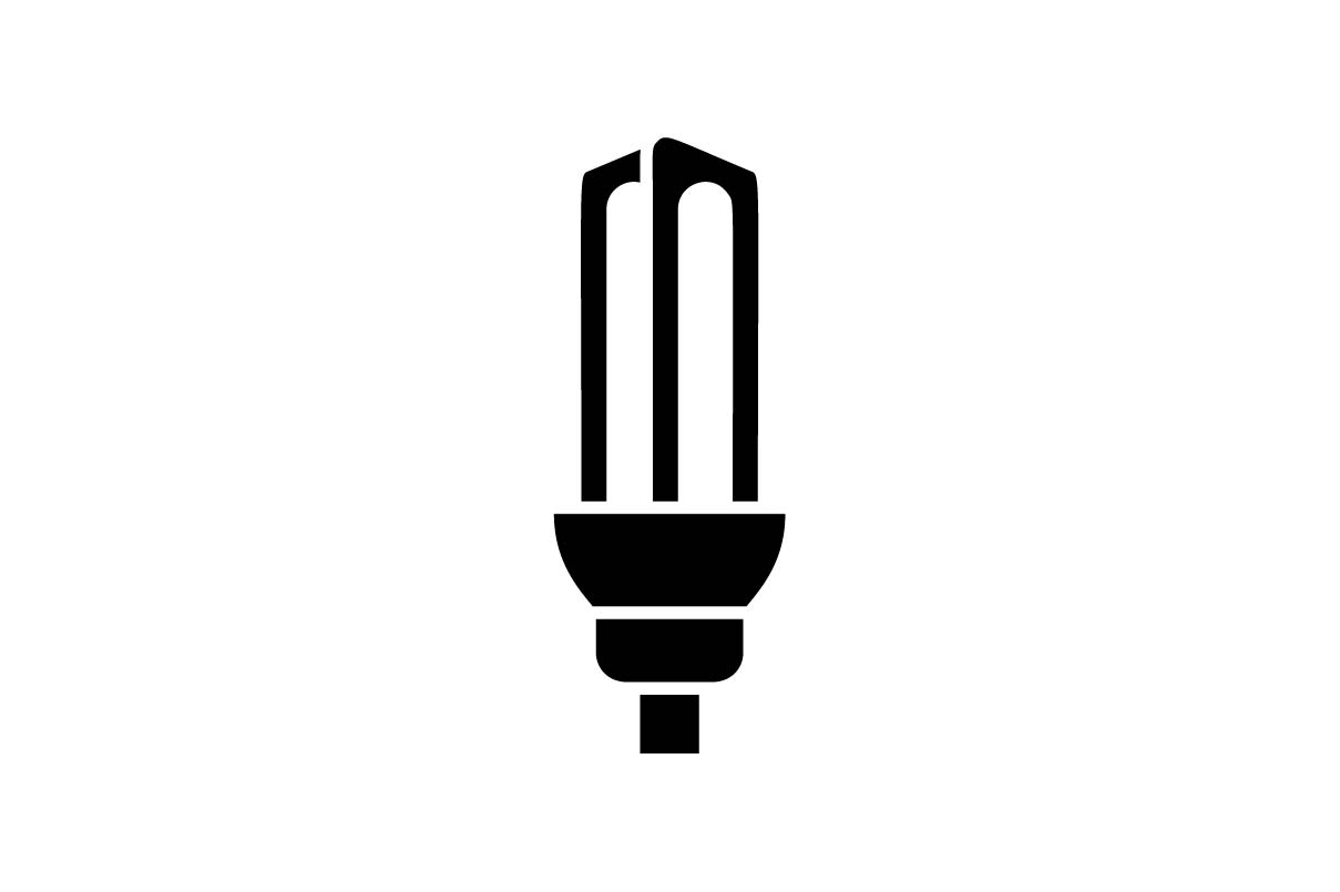 Download Free Light Bulb Icon Vector Illustration Grafico Por Hoeda80 Creative Fabrica for Cricut Explore, Silhouette and other cutting machines.