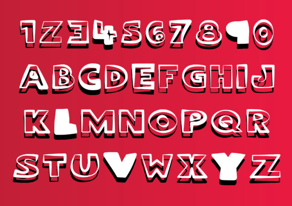 Print on Demand: Cute 'n' Bold Script & Handwritten Font By GraphicsBam Fonts - Image 2