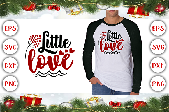 Little Love Graphic Print Templates By Design Cafe