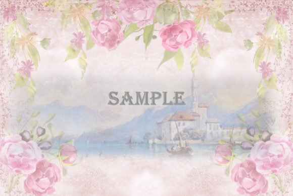 Download Free Shabby Chic Printable Journal Kit Graphic By The Paper Princess for Cricut Explore, Silhouette and other cutting machines.