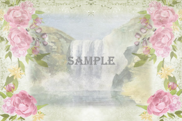 Print on Demand: Shabby Chic Printable Journal Kit Graphic Crafts By The Paper Princess - Image 4