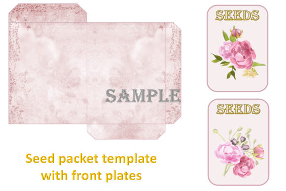 Print on Demand: Shabby Chic Printable Journal Kit Graphic Crafts By The Paper Princess - Image 9
