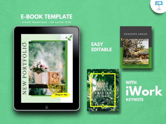 Download Free Tips Ebook Powerpoint Template Graphic By Rivatxfz Creative for Cricut Explore, Silhouette and other cutting machines.