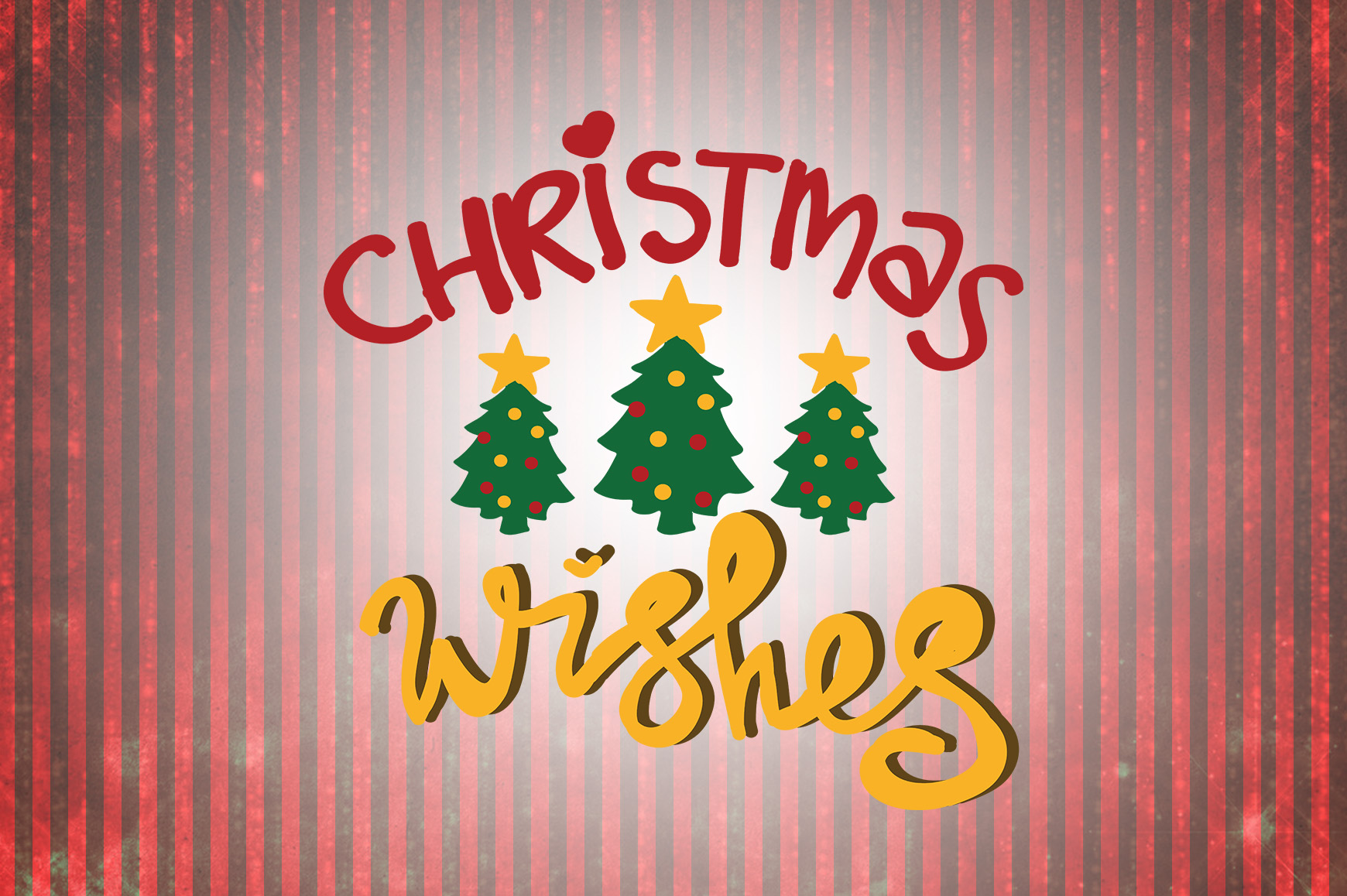 Download Free Christmas Wishes Christmas Quotes Graphic By Wienscollection for Cricut Explore, Silhouette and other cutting machines.