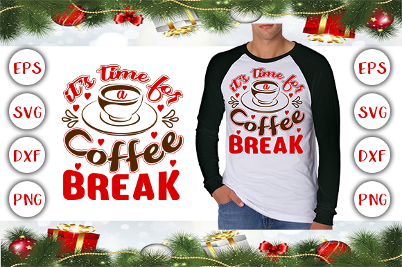 Download Free Coffee T Shirt Design Graphic By Graphics Cafe Creative Fabrica for Cricut Explore, Silhouette and other cutting machines.