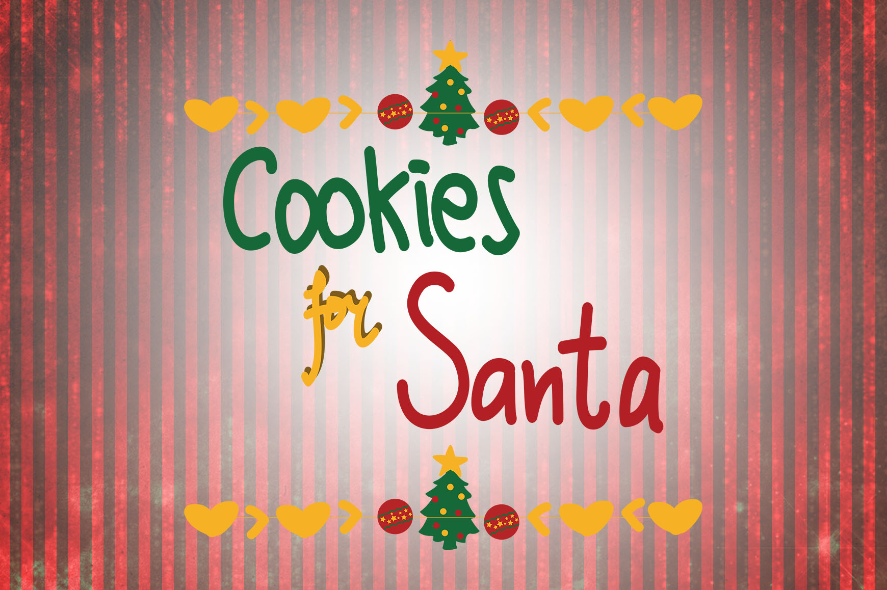 Download Free Cookies For Santa Christmas Quotes Graphic By Wienscollection for Cricut Explore, Silhouette and other cutting machines.