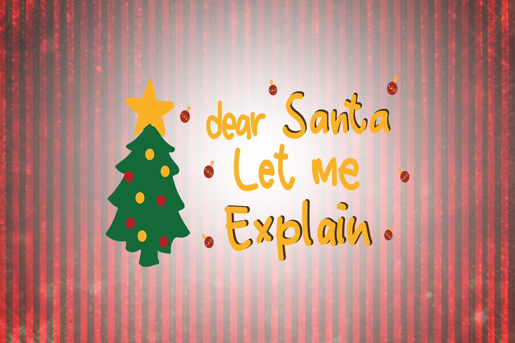 Download Free Dear Santa Let Me Explain Quotes Graphic By Wienscollection for Cricut Explore, Silhouette and other cutting machines.