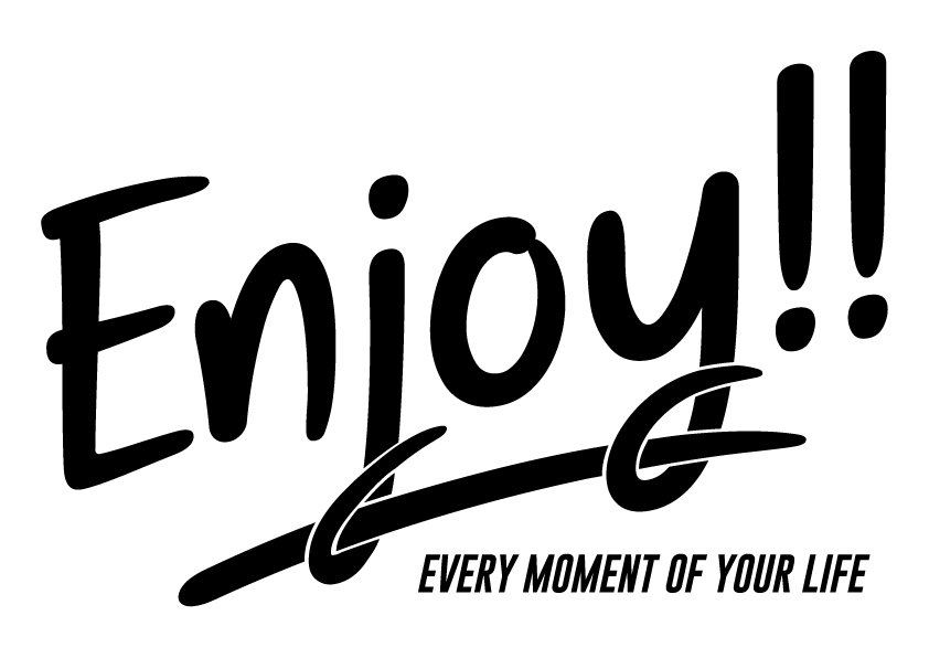 Download Free Enjoy Every Moment Grafico Por Design From Home Creative Fabrica for Cricut Explore, Silhouette and other cutting machines.