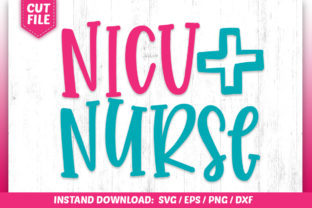 Download Free Nicu Nurse Graphic By Subornastudio Creative Fabrica for Cricut Explore, Silhouette and other cutting machines.