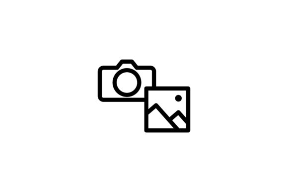 Photography Icon Graphic Icons By alvianugrah30