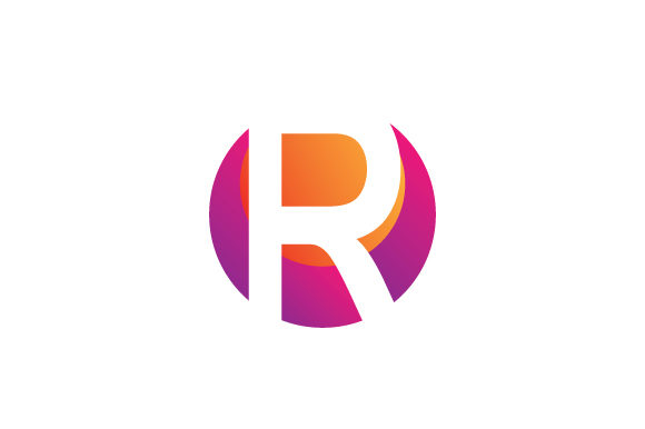 Download Free Letter R Logo Graphic By Curutdesign Creative Fabrica SVG Cut Files