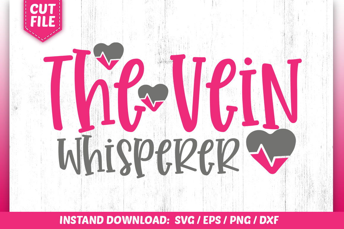 Download Free The Vein Whisperer Svg Graphic By Subornastudio Creative Fabrica SVG Cut Files