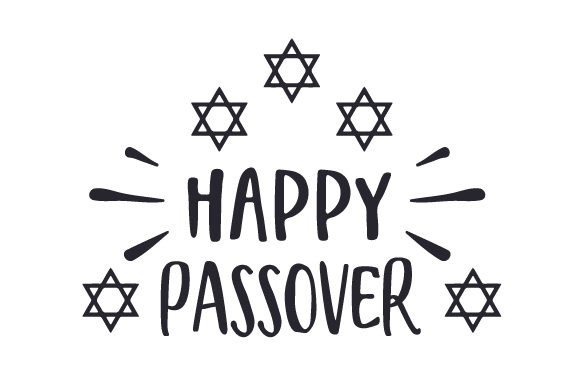 Happy Passover Jewish Craft Cut File By Creative Fabrica Crafts