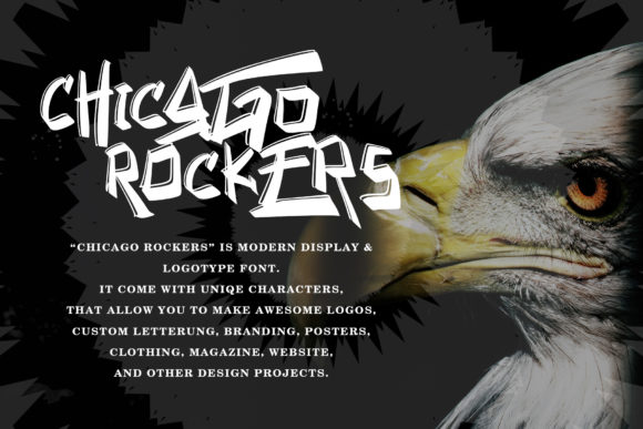 Chicago Rockers Font Download