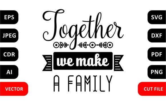 Download Free Valentine Love Family Graphic By Millerzoa Creative Fabrica for Cricut Explore, Silhouette and other cutting machines.
