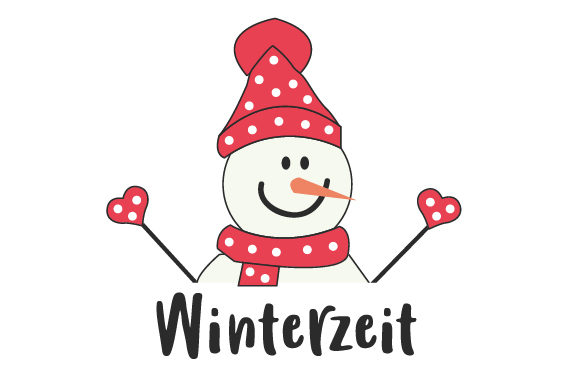 Winterzeit Germany Craft Cut File By Creative Fabrica Crafts