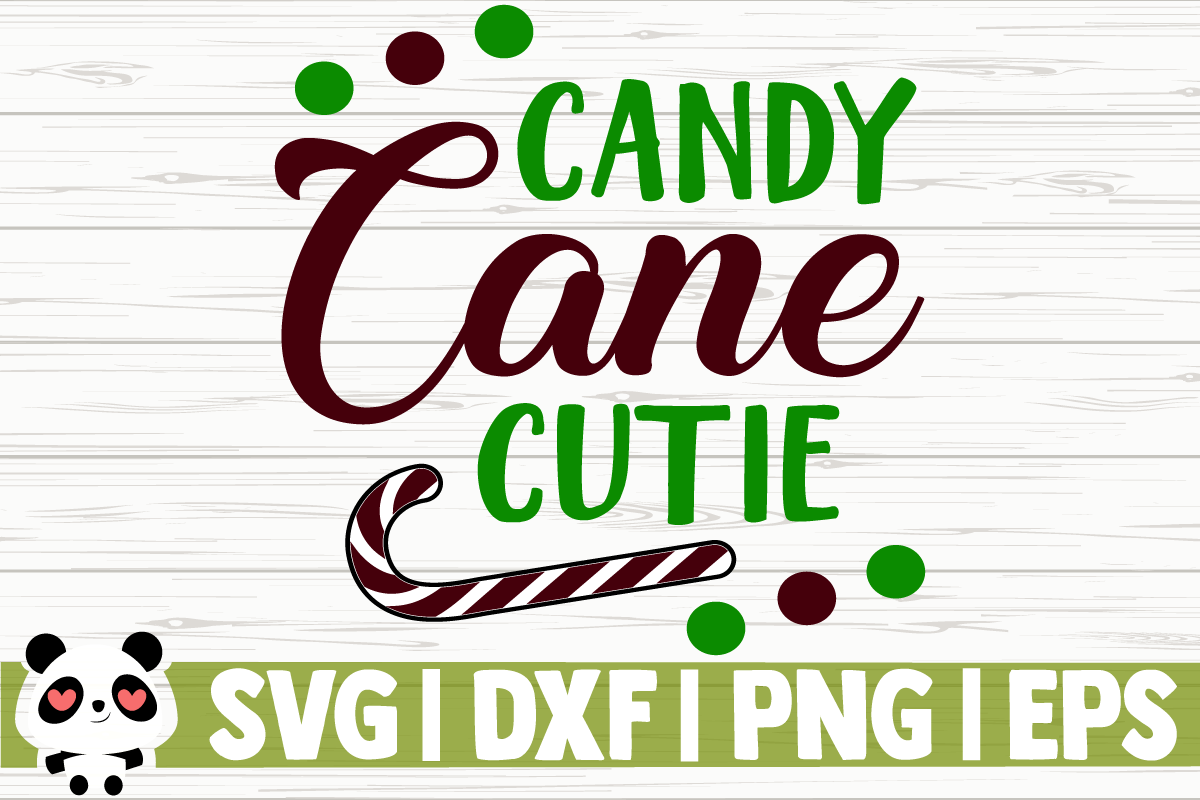 Download Free Candy Cane Cutie Graphic By Creativedesignsllc Creative Fabrica SVG Cut Files