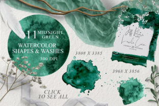 Elegant Watercolor Backgrounds Graphic Backgrounds By EvgeniiasArt 6