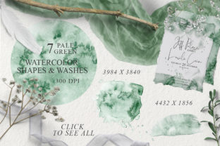 Elegant Watercolor Backgrounds Graphic Backgrounds By EvgeniiasArt 7