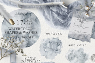 Elegant Watercolor Backgrounds Graphic Backgrounds By EvgeniiasArt 9