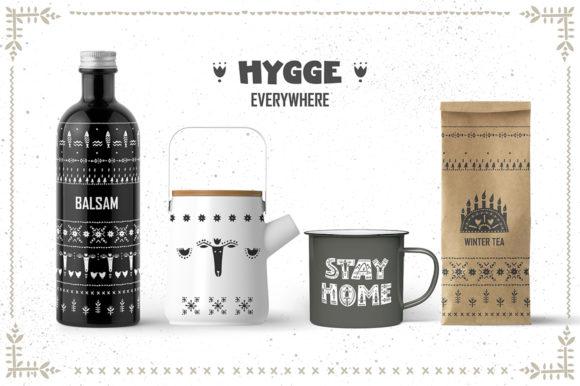 Print on Demand: Endless Hygge - Graphic Collection Graphic Illustrations By struvictory - Image 6