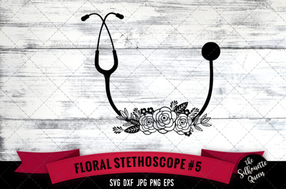Download Free Floral Doctor Tools 5 Graphic By Thesilhouettequeenshop for Cricut Explore, Silhouette and other cutting machines.