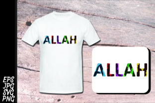Download Free Islam Quote Allah Svg Graphic By Arief Sapta Adjie Creative for Cricut Explore, Silhouette and other cutting machines.