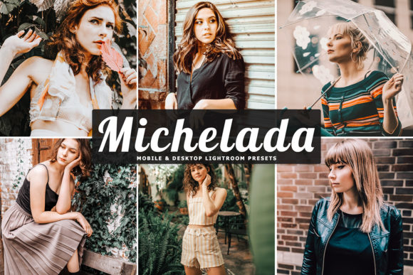 Print on Demand: Michelada Pro Lightroom Presets Graphic Actions & Presets By Creative Tacos