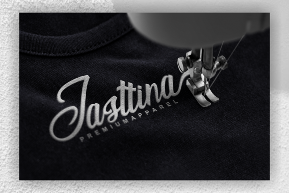 Print on Demand: Rallina Script & Handwritten Font By zainstudio - Image 3