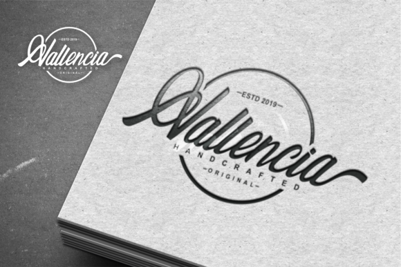 Print on Demand: Rallina Script & Handwritten Font By zainstudio - Image 6