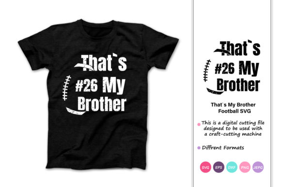 Print on Demand: That`s My Brother Graphic Crafts By iprintasty