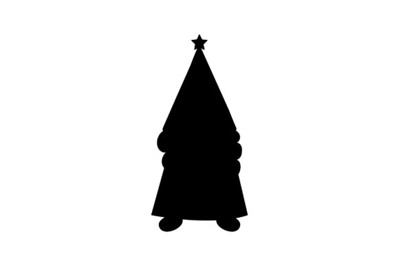 Download Free Christmas Tree Hat Gnome Svg Cut File By Creative Fabrica Crafts for Cricut Explore, Silhouette and other cutting machines.