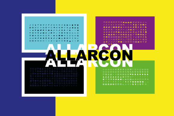 Allarcon - Google Slides Template Graphic Presentation Templates By balyastd - Image 10