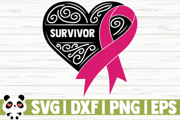 Print on Demand: Breast Cancer Survivor Graphic Illustrations By CreativeDesignsLLC