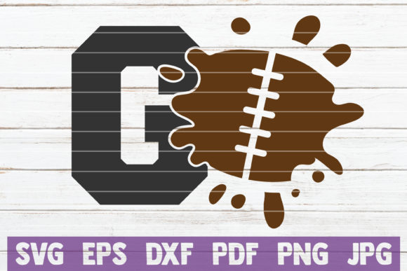 Football Go Graphic Graphic Templates By MintyMarshmallows