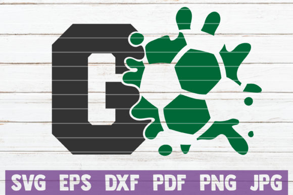 Soccer Go Graphic Graphic Templates By MintyMarshmallows