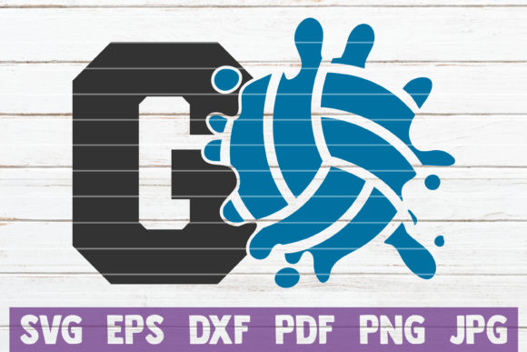 Volleyball Go Graphic Graphic Templates By MintyMarshmallows