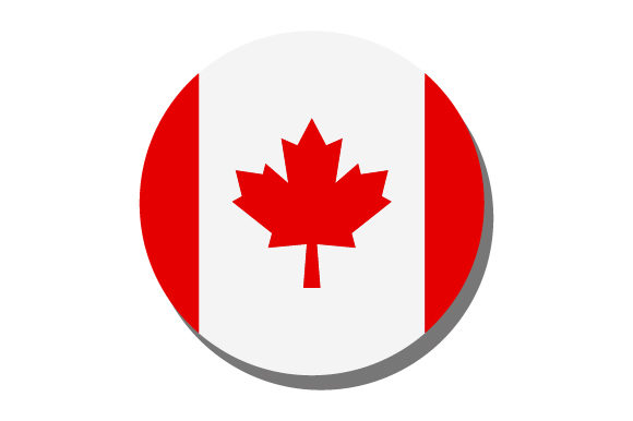 Download Free Canada Flag Graphic By Marco Livolsi2014 Creative Fabrica for Cricut Explore, Silhouette and other cutting machines.